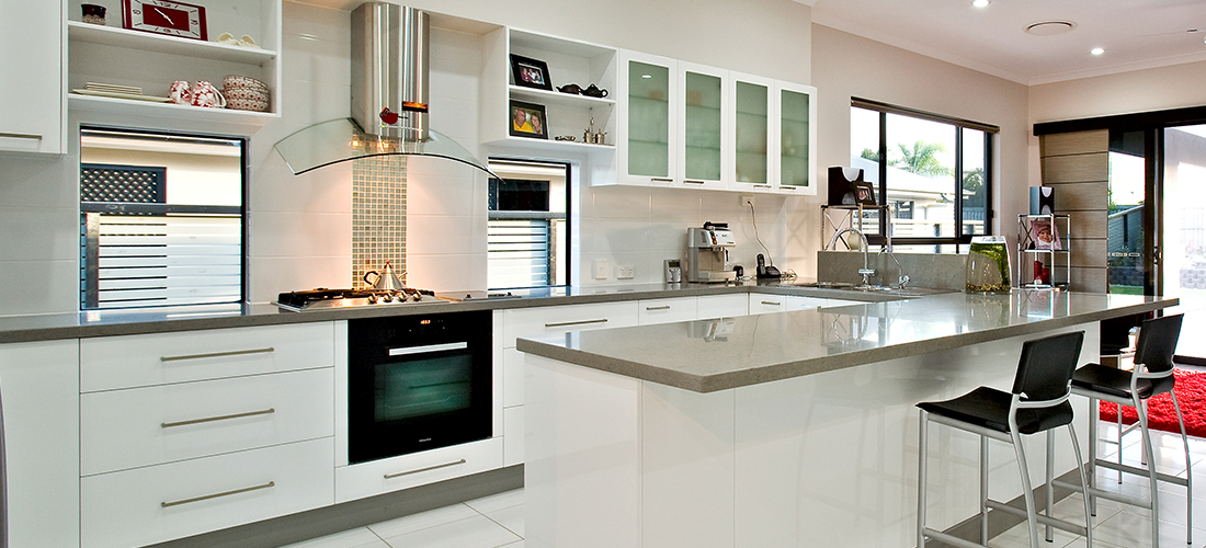 Flat duck kitchens flat pack kitchens for Cheap flat pack kitchen cabinets