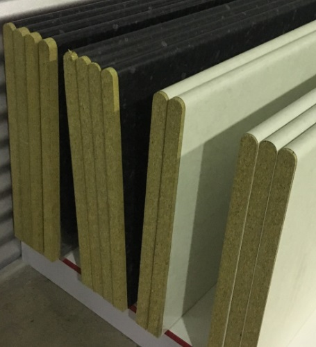 Laminate Benchtop Double Roll