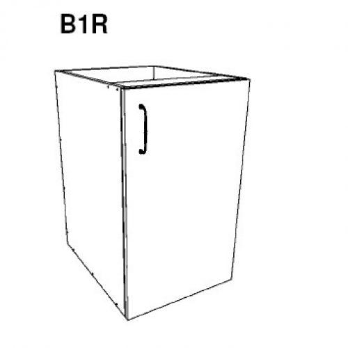 Bottom 1 Door – Right