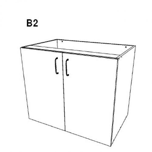 Bottom 2 Door