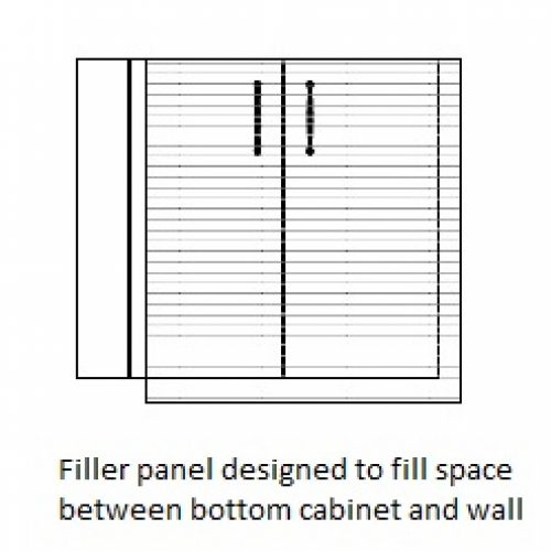 Bottom Filler Panel