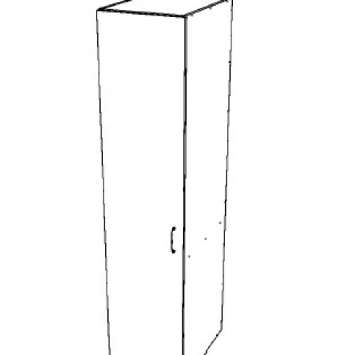Pantry 1 Door – Left 2160H