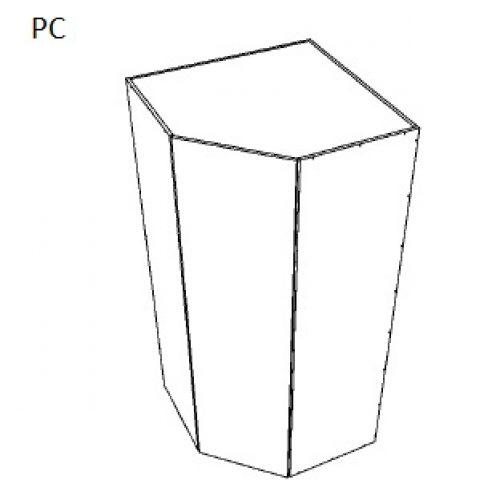 Pantry Corner Left