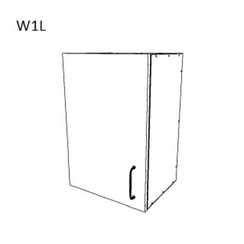 Wall 1 Door – Left 600H