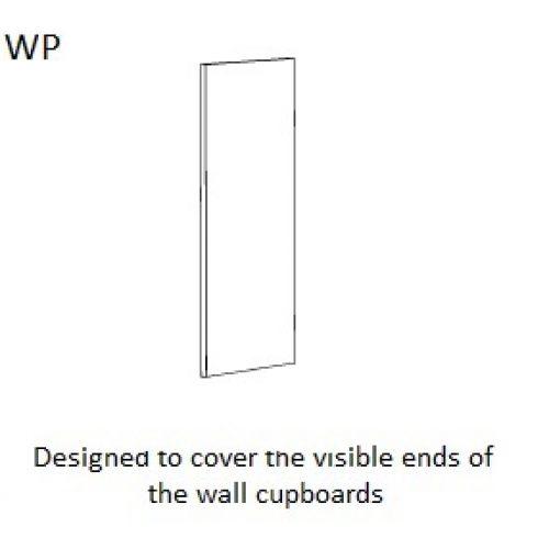 Wall End Panel